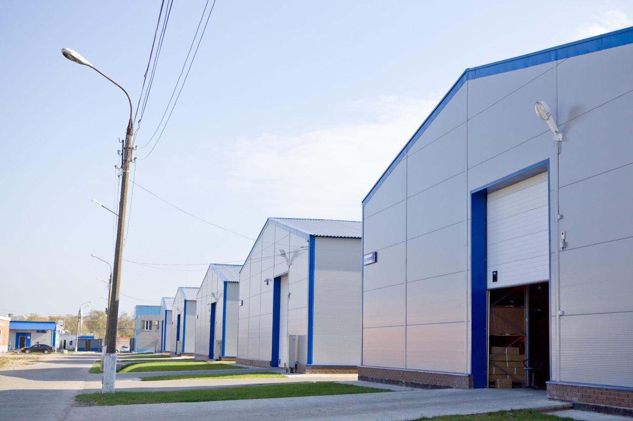 Производственно-складской комплекс в Москве