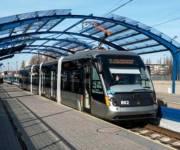 Две остановки скоростного трамвая капитально отремонтируют