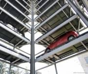 В городах предлагают проектировать автоматизированные парковки