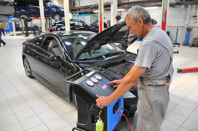 Специфика использования автомобильного кондиционера