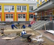 В Голосеевском районе введут в эксплуатацию школу-долгострой