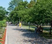 Завершена реконструкция парка на Русановской набережной