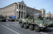 Движение в Киеве остановят для подготовки к празднованию Дня независимости