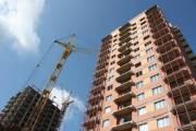 В Украине площадь нового жилья сократилась на треть
