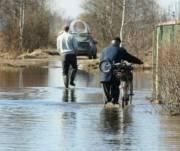 В Подгорцах решат проблему с подтоплениями