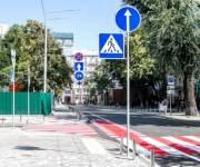 На улице Леонтовича открыли движение после ремонта