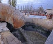 Ливни смыли в столичную канализацию 10 тонн мусора