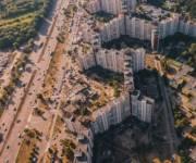 Жители Теремков требуют установить шумозащитный экран на проспекте Академика Глушкова
