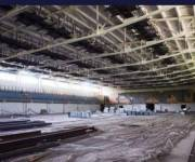Реконструкцию ледовой арены «Авангард» в Киеве перенесли