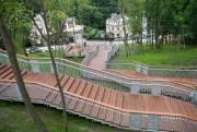 Проверка показала, что «золотая лестница» на Пейзажке построена законно