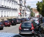 Парковок на тротуарах теперь не будет
