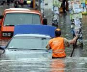На ремонт ливневой канализации в Киеве выделили только половину нужных средств