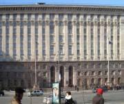 В киевской мэрии начали ремонт первого этажа