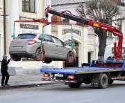 Эвакуировать авто с улиц Киева будет полторы сотни инспекторов