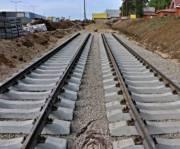 Строительство экспресса в «Борисполь» почти завершили