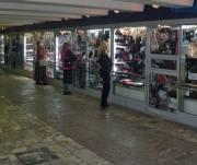 В киевском метро убрали почти все МАФы, которые нарушали правила пожарной безопасности