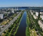 На Русановке построят зоны отдыха и укрепят берег