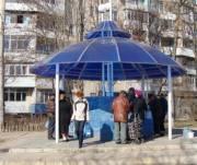 В Святошинском районе построят бюветный комплекс
