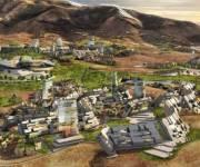 Криптовалютный миллионер построит город в пустыне