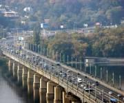 Мост Патона полностью перекроют 2 декабря