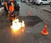 Чиновники отчитались о количестве отремонтированных дорог с начала года