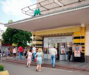 Вход на станцию метро «Политихнический институт» капитально отремонтируют