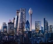 Небоскреб в виде тюльпана построят в Лондоне