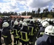 Киевлян предупредили о масштабных учениях спасательных служб