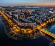 На проект благоустройства набережной на Левом берегу потратят больше 3 миллионов гривен
