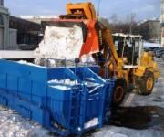Киев выделил деньги на покупку мобильной снегоплавильной машины