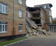 Разрушенную школу в Василькове построят заново за 207 миллионов гривен