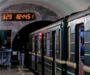 В метро появятся табло с обратным отсчетом времени до прибытия поезда