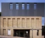 «Театр на Подоле» номинирован на одну из самых престижных европейских архитектурных наград