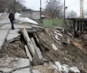 На разработку мероприятий от оползней в Киеве потратят больше 3 миллионов гривен