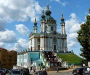 Реконструкцию Андреевской церкви в Киеве могут ускорить