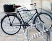 Возле станций метрополитена в Киеве установят паркинги для велосипедов
