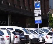 Киев заработает на парковках 100 миллионов гривен в следующем году