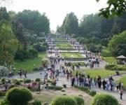 Сотни парков отремонтировали в Киеве