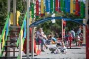 Детские площадки в столице инвентаризуют