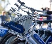 Муниципальным прокатом велосипедов в Киеве уже воспользовались 10 тысяч раз