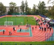 Киевская школа получит современный стадион