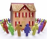 Всего в 16% домов в Украине созданы ОСМД