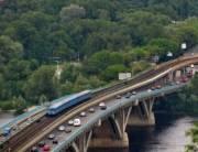 Движение на мосту Метро закроют 5 января