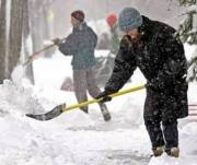 За неубранный снег выписали штрафов на десятки тысяч гривен