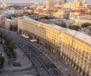 В Киеве будут снова перекрывать Крещатик на выходных