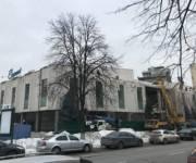 Киевляне недовольны реконструкцией кинотеатра «Зоряный»