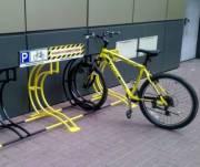 В Киеве почти 4 миллиона гривен потратят на обустройство велопарковок в нескольких районах