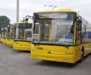 Киев закупит новый общественный транспорт, отремонтирует трамвайные пути и троллейбусные линии