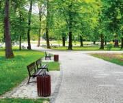 В парке «Нивки» проведут противооползневые работы и построят спортивные площадки