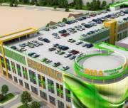 Строить парковки хотят разрешить на крышах зданий